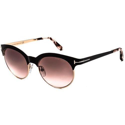 Tom ford Okulary słoneczne ft0438 angela 01f