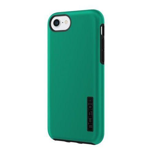 dualpro - etui iphone 7 / iphone 6s / iphone 6 (iridescent emerald green/black) marki Incipio