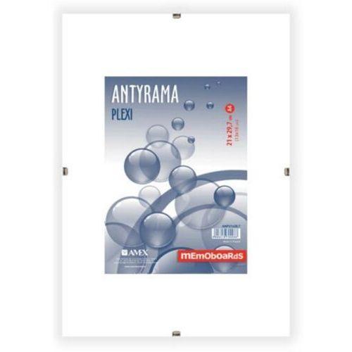 Memoboards Antyrama plexi 13x18xm