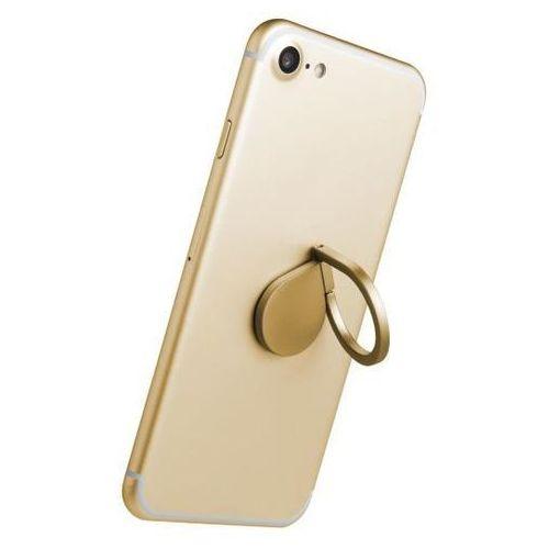 Uchwyt do telefonu CELLY RINGGD Złoty