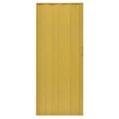 Drzwi harmonijkowe 001p 271 jasny dąb mat 90cm marki Gockowiak