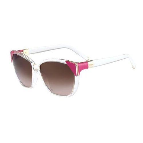 Okulary słoneczne ce 600s capucine 974 marki Chloe