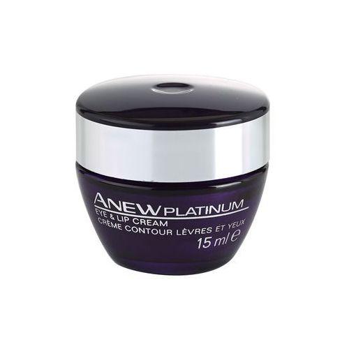 Avon Anew Platinum krem okolice oczu i usta (Eye and Lip Cream) 15 ml