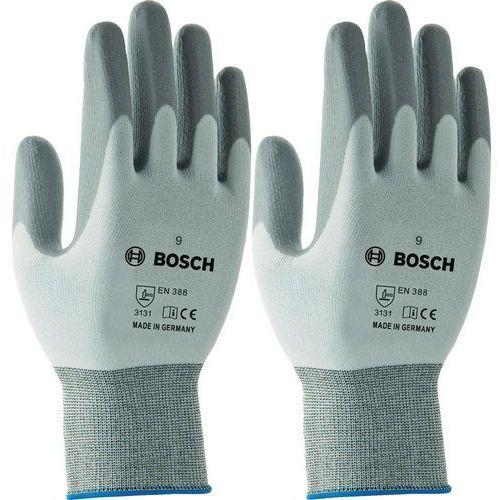 Rękawice precyzyjne gl ergo  2607990116 wielkość=10 szary, biały wyprodukowany przez Bosch