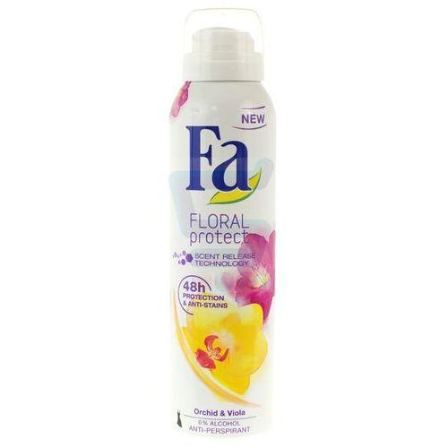 Fa Floral Protect Orchid & Viola Dezodorant w sprayu 150 ml