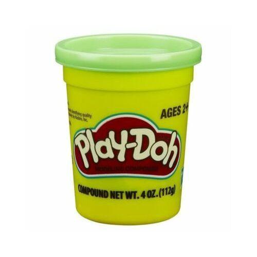 Playdoh tuba pojedyncza na tacce, zielona - darmowa dostawa od 199 zł!!! marki Hasbro