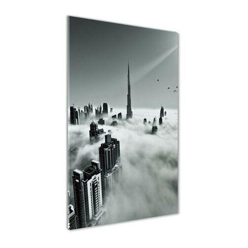 Wallmuralia.pl Foto obraz akryl do salonu drapacze chmur