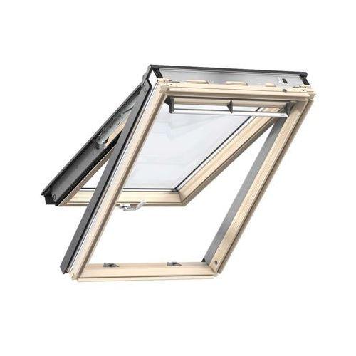 Okno obrotowe GPL 3066 VELUX klapowo-obrotowe z szybą superoszczędną - 66x118