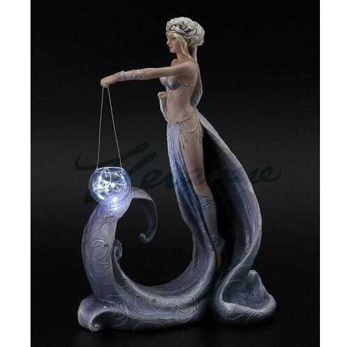 Lampka - kobieta w suknie wg renee biertempfel (wu76887aa) marki Veronese