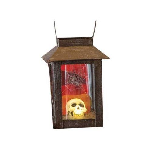 Carnival Lampa ze świecąca czachą - 1 szt. (8004761085209)