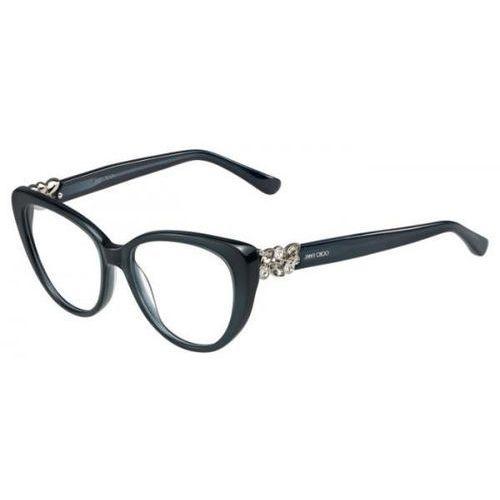Okulary korekcyjne 120 w54 marki Jimmy choo