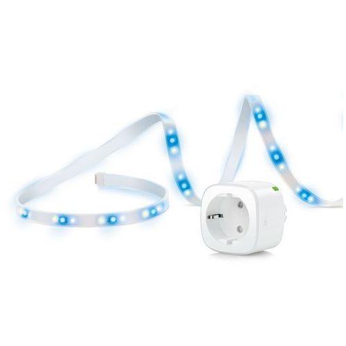 Zestaw Eve Movie Night inteligentne gniazdo elektryczne i taśma LED Light Strip