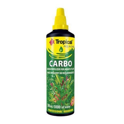 TROPICAL Carbo Nawóz węglowy do roślin wodnych CO2 w płynie poj.100ml/500ml z kategorii Technika CO2 do akwarium
