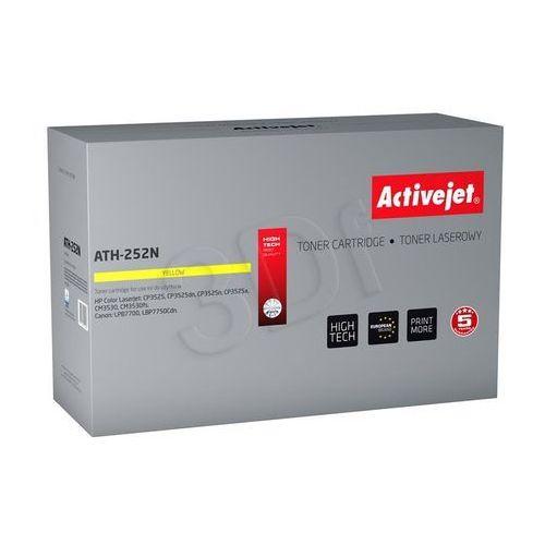Activejet toner ATH-252N (CE252A) Darmowy odbiór w 20 miastach! (5901443011460)