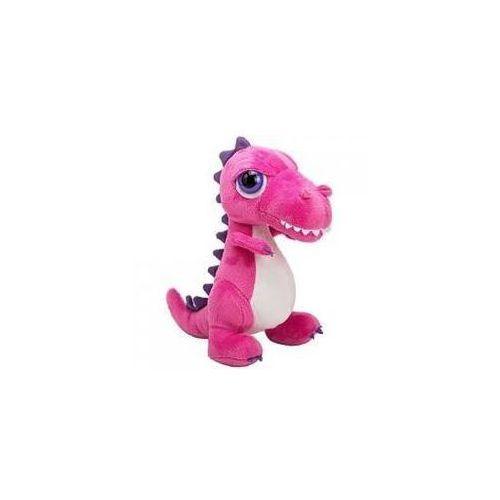 Średni różowy T-Rex 25 cm SUKI