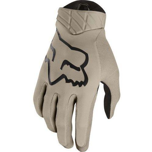 Fox Flexair Rękawiczki Mężczyźni, sand L 2019 Rękawiczki długie