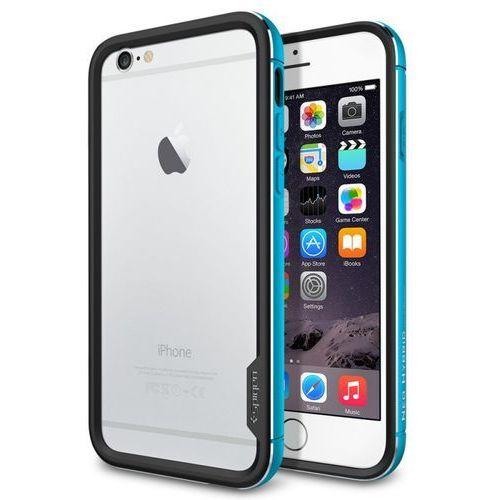 Etui SPIGEN SGP11188 do iPhone 6 (4.7) Niebieski