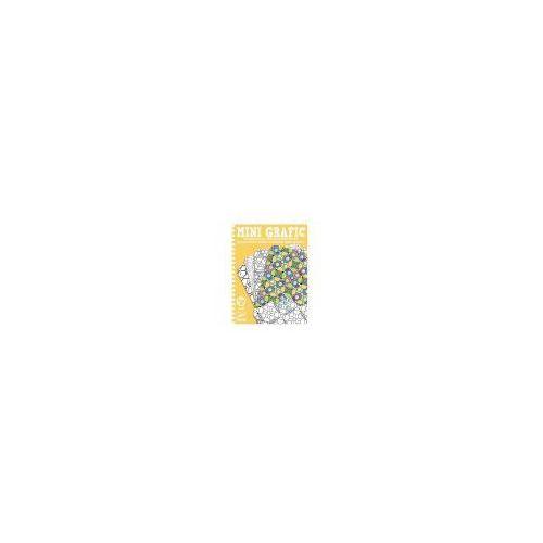 Mini Grafic - Grafika Kolorowanie abstrakcji Djeco +6 lat