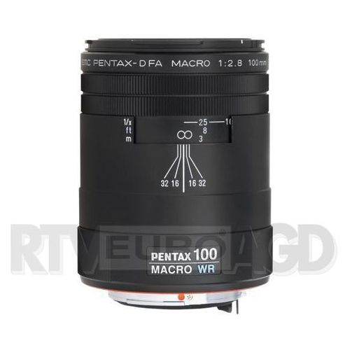 Pentax smc D FA 100 mm f/2.8 Macro WR