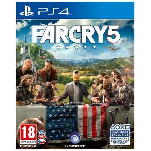 OKAZJA - Far Cry 5 (PS4)