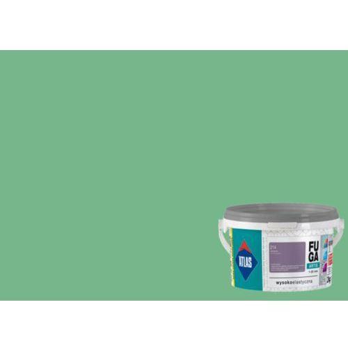 Fuga elastyczna artis 2kg jasnozielony 025 , marki Atlas