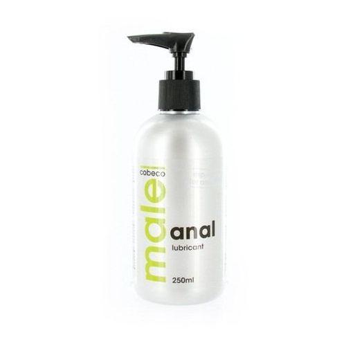 Analny środek nawilżający - Male Anal Lubricant 250 ml, ML008A
