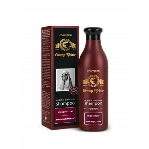 Dermapharm Champ-richer - szampon długa i miękka sierść 250ml