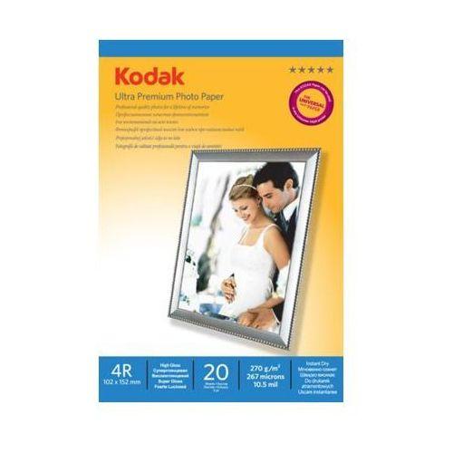 Kodak Papier fotograficzny 4r 270g + zamów z dostawą jutro! (6932357408182)