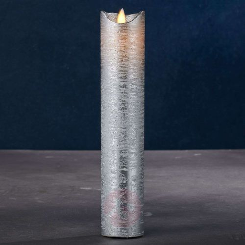 Sirius Migająca świeca led sara exclusive Ø 5 cm 25 cm (5707310800874)