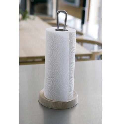 Stojak na ręczniki kuchenne Bollard Skagerak dębowy (S1835420)