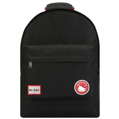 Mi-pac Plecak - backpack hello kitty shout out black (s01) rozmiar: os