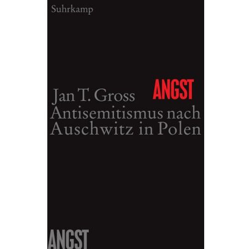Jan T. Gross, Ulrich Heiße, Friedrich Griese - Angst (9783518423035)