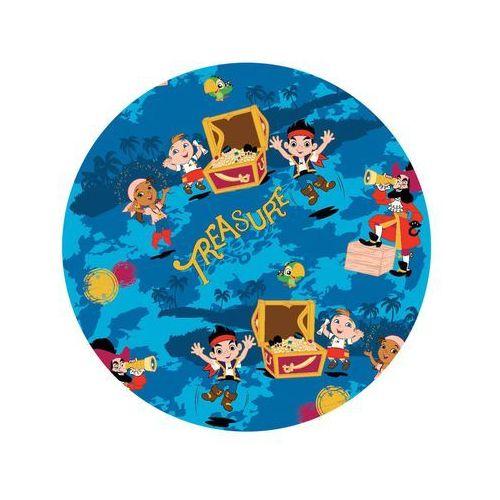 Smakop Dekoracyjny opłatek tortowy jake i piraci z nibylandii - 20 cm