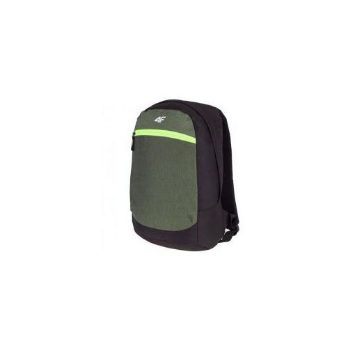 4f Plecak czarno-zielony (H4L17-PCU001KHAKI) Darmowy odbiór w 21 miastach!, kolor zielony