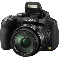 Lumix DMC-FZ200 marki Panasonic - aparat cyfrowy