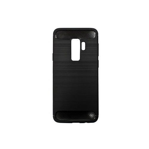 Forcell carbon case Samsung galaxy s9 plus - etui na telefon forcell carbon - czarny
