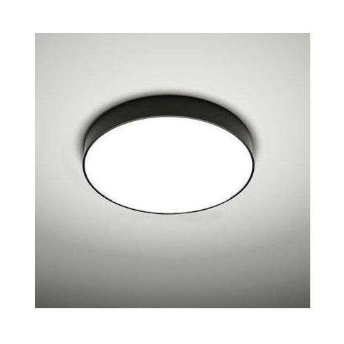 Plafon lampa sufitowa bungo 1157/g5/cz ścienna oprawa metalowy kinkiet do łazienki czarny marki Shilo