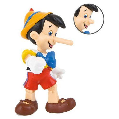 Disney Bullyland 12399 pinokio - pinokio 6cm z wydłużającym się nosem