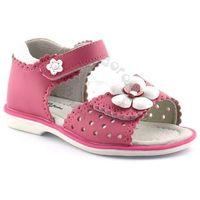Sandały dla dzieci Wojtyłko 1297 - Różowy, kolor Różowy