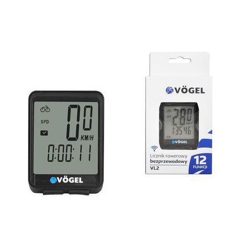 Licznik rowerowy vl2 + zamów z dostawą jutro! marki Vogel