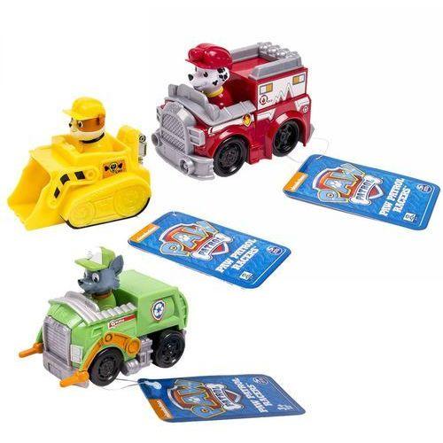 Paw patrol psi zestaw 3 pojazdów rescue racers 1 6024058 (0778988093894)