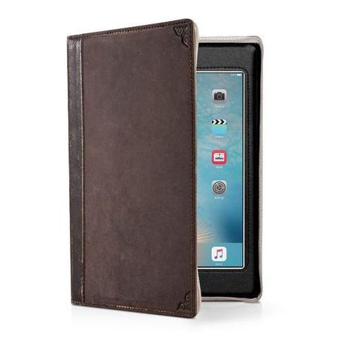Twelve South BookBook - etui skórzane do iPad Air/Air 2 (brązowe), kolor brązowy
