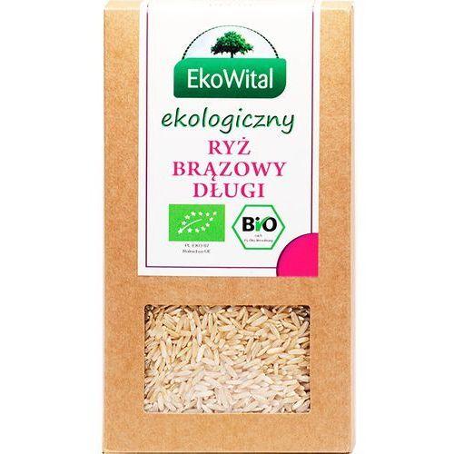 Ryż brązowy długi BIO 500 g EkoWital (5908249970427)