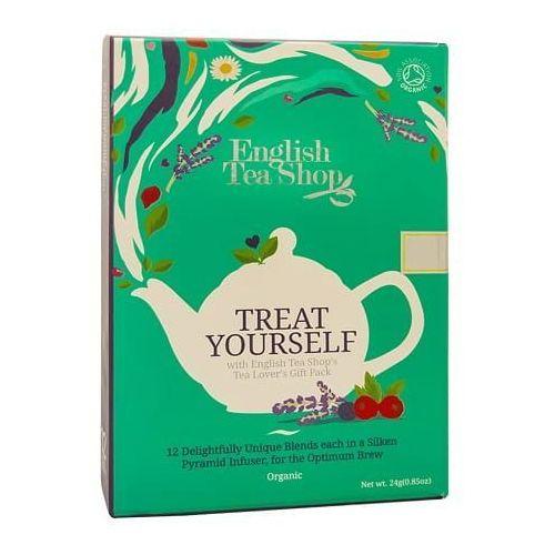 Ets tea tasting book 12 piramidek marki English tea shop