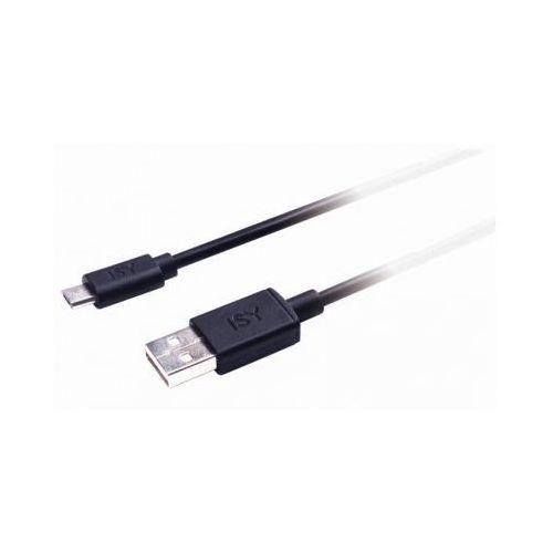 Kabel USB-micro USB ISY IWC 1000 z kategorii Akcesoria do TV