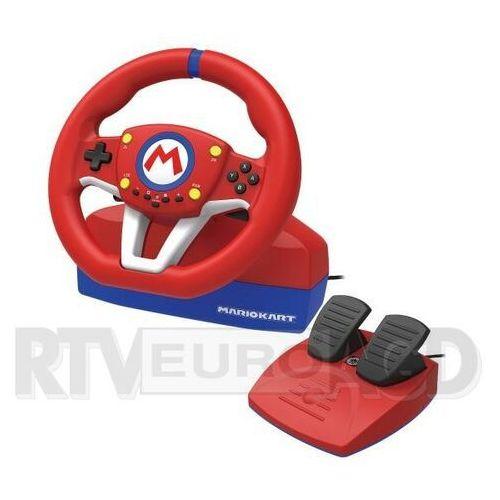 Kierownica mario kart racing wheel pro mini do nintendo switch marki Hori
