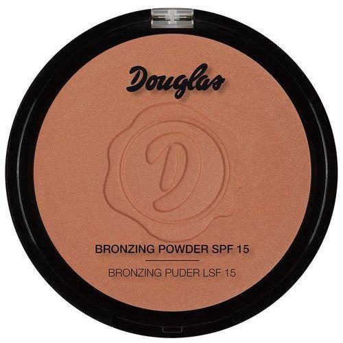 pudry brązujące nr. 1 - extreme bronzer bronzer 18.0 g marki Douglas collection