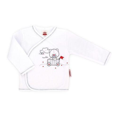 Makoma Koszulka niemowlęca organic biała