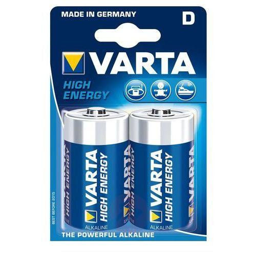 2 baterie Mono D High Energy, 4920121412
