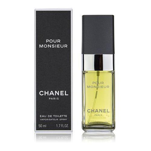Chanel Pour Monsieur Men 50ml EdT. Tanie oferty ze sklepów i opinie.